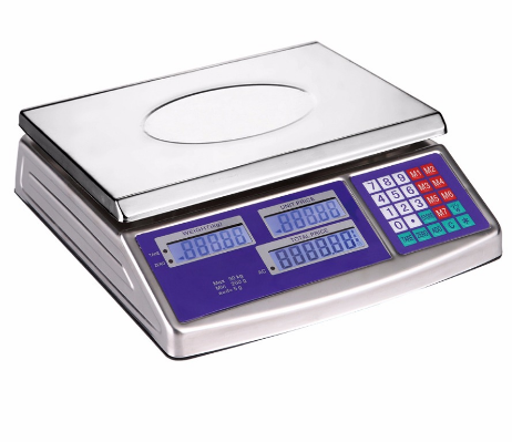 <strong>40Kg Price Computing Stainless Steel Weighing Scale ACS-701</strong>