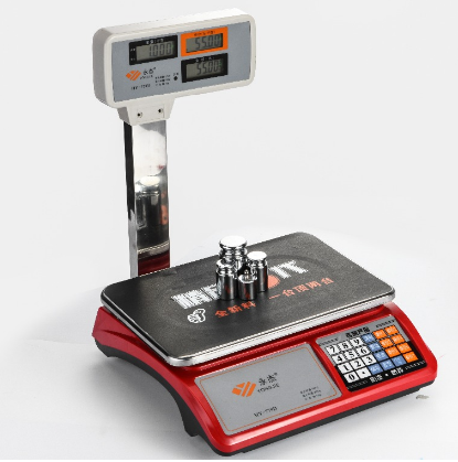 <strong>60kgx2g Digital Price Calculating Weighing Scale ACS-779D</strong>
