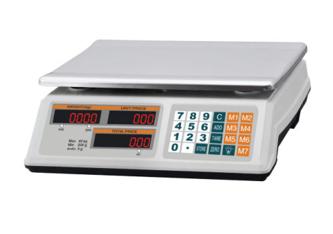 <strong>Price Computing Retail Weighing Scale LCD Display ACS-3209</strong>