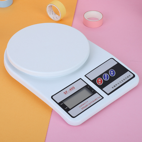 <strong>High Precision Electronic Kitchen Digital Weigh Scale SF-400</strong>