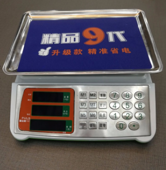 <strong>Stainless Steel Electronic Waterproof Weight Scale ACS-828C</strong>