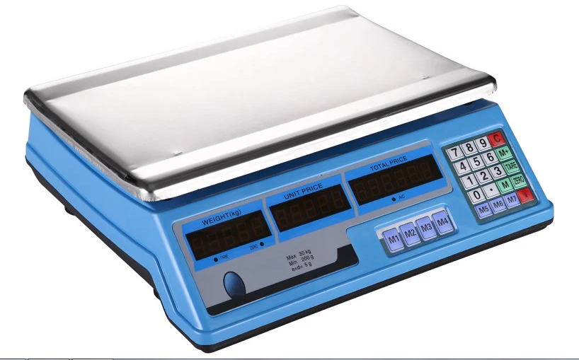 <strong>Store Digital Deli Scale Pricing Computing Retail ACS-3208</strong>