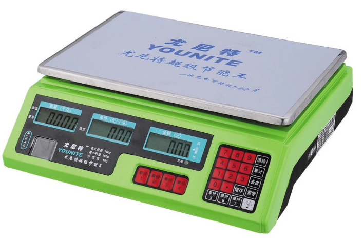 <strong>Price Calculating Scale Industrial Retail Bench Scale ACS-A9</strong>